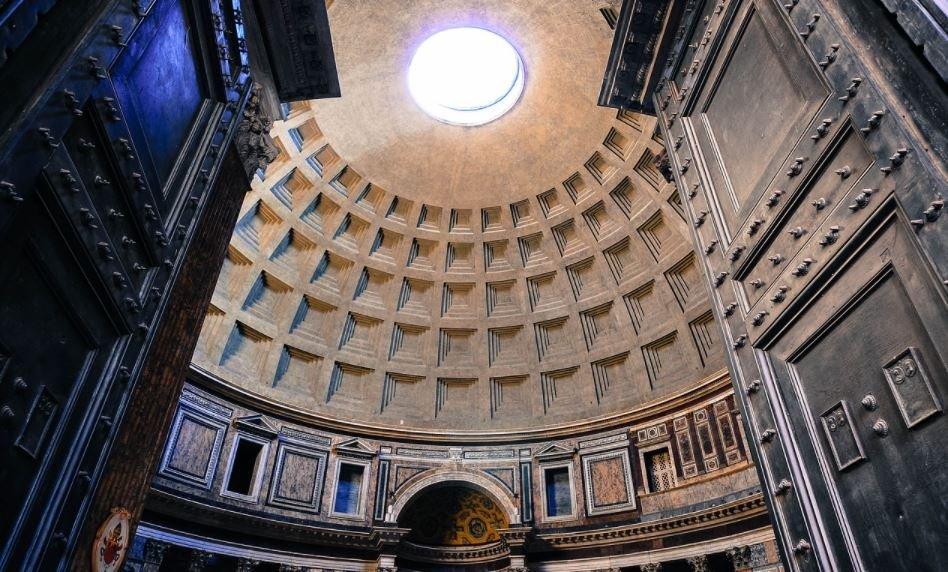 kupol panteona