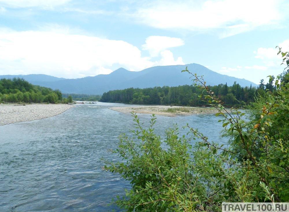 reka snezhnaya